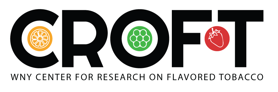 WNY Center for Research on Flavored Tobacco  Logo